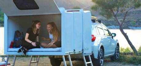 Deze 3.000 euro kostende caravan is een hut zonder sleur