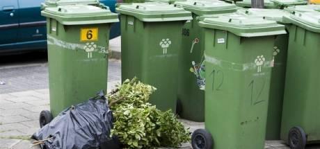 Gemeente kijkt mee: containers met verkeerd afval worden in Borne niet geleegd
