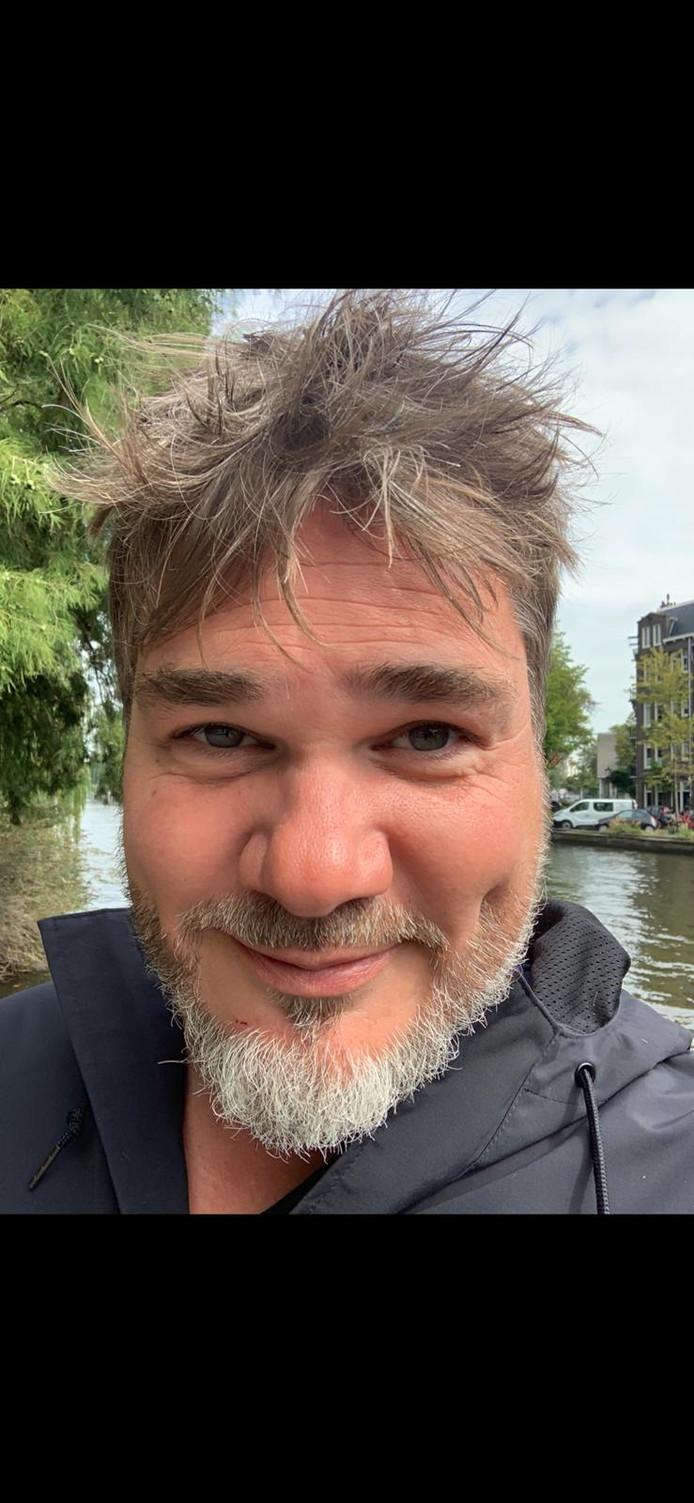 Mark Scholten ('Don van Corendon'), acteur.