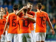 Oranje stijgt drie plaatsen op FIFA-lijst