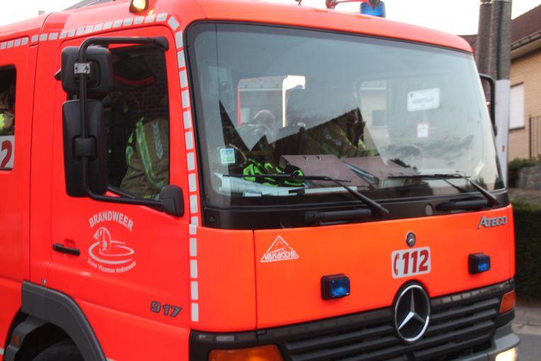 Brandweer Herzele.