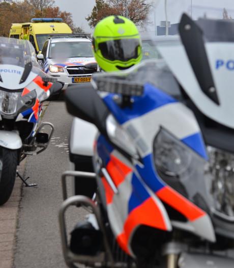 Meisje op de fiets aangereden door vrachtwagen in Breda