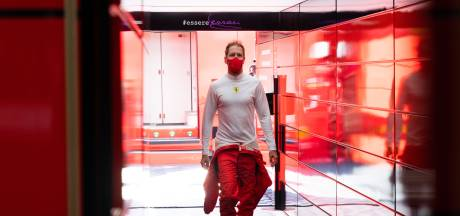 Boze Vettel beleeft nieuw dieptepunt in kwalificatie op Monza: 'Wat een zooitje'
