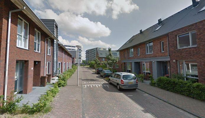De overval vond plaats op een woning aan de Theetuinlaan.