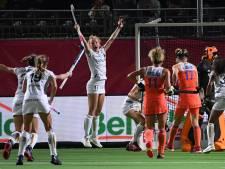 Les Red Panthers commencent par un joli partage face aux Pays-Bas