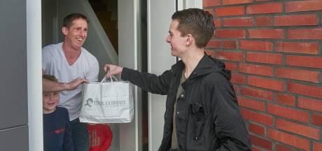 Lokaalvoormekaar.nl, website voor Brabantse ondernemer met tijdelijke bezorgdienst