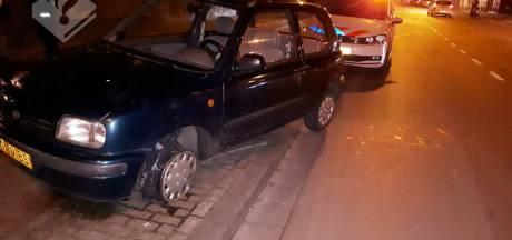Getuige van ongeluk rent achter dronkaard aan in Tilburg; helpt politie bij vangst