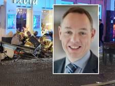 Burgemeester Deventer na aanrijding op terras: 'Vreselijk, enorm geschrokken'
