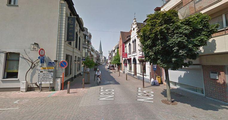 De Holstraat, vanaf de Schakelstraat, is op woensdag 5 juni dicht