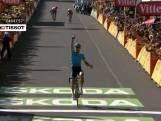 Video | Etappe 14: Dumoulin, Froome en Thomas geven elkaar geen duimbreed toe
