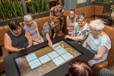 BeleefTV brengt leven in de brouwerij bij bejaarden in Made