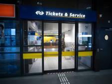 NS schrapt 341 banen; station zonder personeel wordt de norm