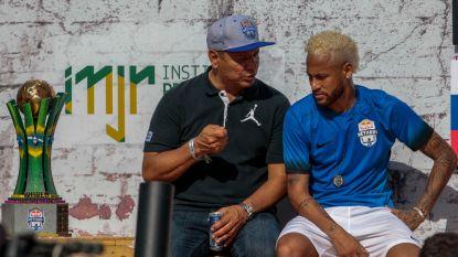 """Het zotste transfergerucht van deze zomer? """"Neymar Sr praat met Juventus"""""""