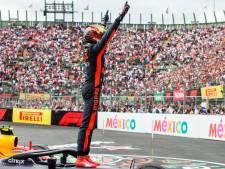 Formule 1 blijft Mexico nog zeker drie jaar trouw