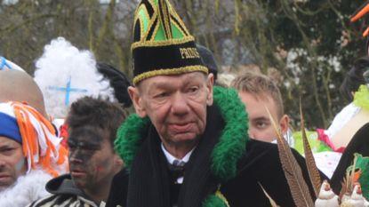 Voormalig seniorenprins Albert Herzeel overleden