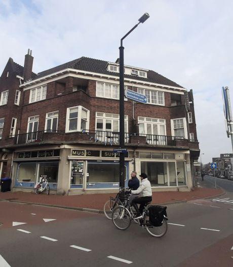 Woningplan voor leegstaande muziekwinkel in Dordrecht