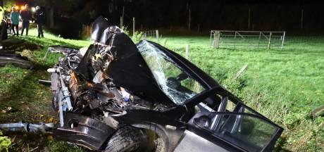 Vier gewonden bij ernstig ongeval Deil