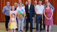 Goud voor Hendrik De Cat en Lucienne Verpoylt
