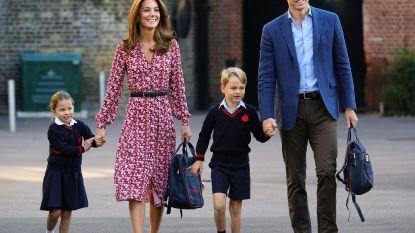 William en Kate breken met jarenlange traditie in het belang van hun kinderen