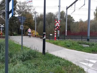 Fietstunnel komt in de plaats van fietsoverweg in Rauwelkoven