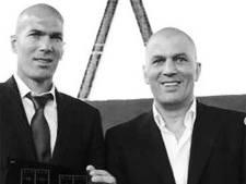 """L'émouvant hommage de Zinédine Zidane à son frère décédé: """"Je suis tellement fier de toi"""""""