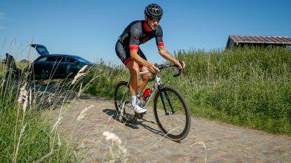 """Specialist Tom Boonen verkent voor ons kasseirit van morgen in de Tour: """"Hoho, dit is pittig"""""""