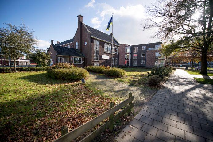 Basisschool De Touwladder sloot in de zomer van 2018 omdat er nog maar 19 leerlingen waren overgebleven.