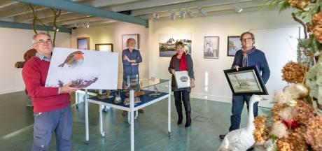 Museum Schoonewelle in Zwartsluis haalt de winter binnen