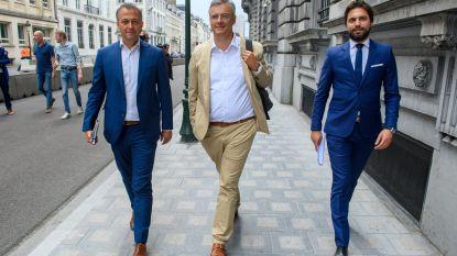 """""""Wilmès toont met uitwerken relanceplan weinig vertrouwen in 'drie koningen'"""""""