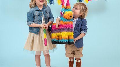Styliste Sarah Roelstraete tipt: lentefeestoutfits met wow-effect voor kids
