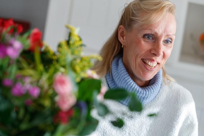 Schrijfster Anja Klink.