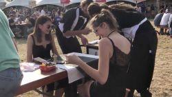 Tafeltje Dekje: festivalfood met sterallures op Pukkelpop