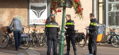 Fietsendief (52) betrapt en aangehouden in Baarn