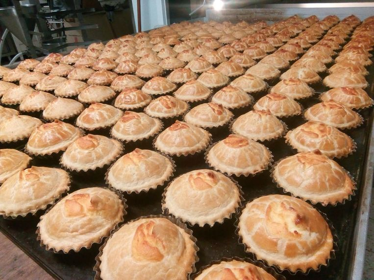 Door de hitte bakt Pascal Nevens al zeker twee dagen geen mattentaarten.