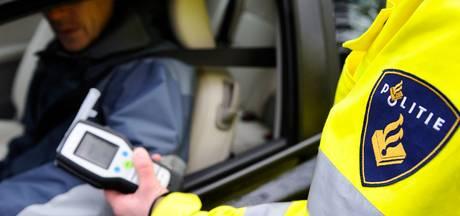 Alcoholcontrole levert vijf boetes op in Hardenberg