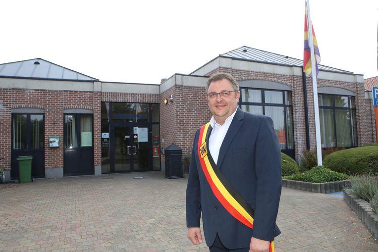 Patrick Vandijck is huidig burgemeester. Hij steunt lijsttrekker André Alles van op de derde plaats.
