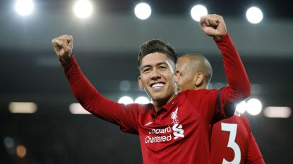 Dé Engelse titelkandidaat: Liverpool vernedert zwak Arsenal in topper, Firmino grote man met drie goals