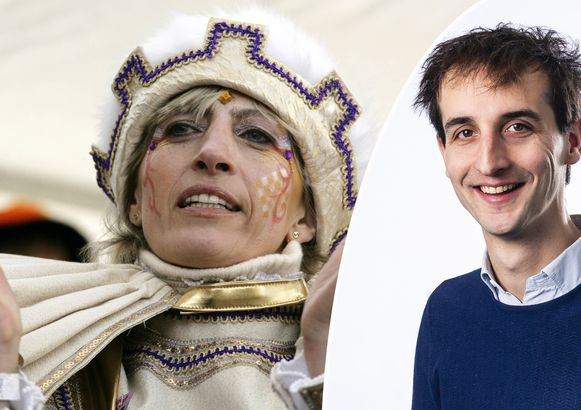 Met jezelf kunnen lachen. Dat deed ook Ilse Uyttersprot tijdens Aalst Carnaval nadat ze de wereldpers haalde met 'het beruchte filmpje', blikt onze hoofdredacteur regionieuws Frederik De Swaef terug.
