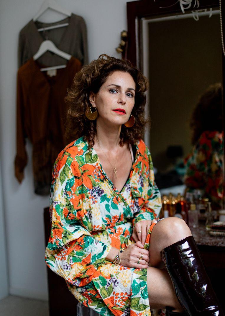 Nathalie Driessen (45) Beeld Lin Woldendorp