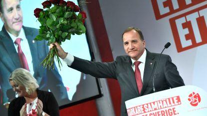 Traditionele partijen beperken verlies in Zweden, extreemrechts boekt bescheiden winst