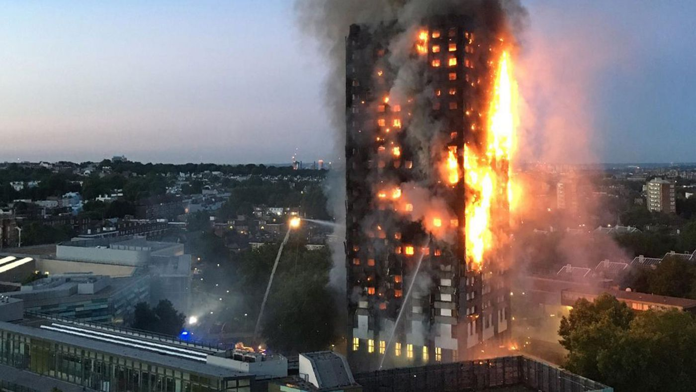 Grenfell: The First 24 Hours