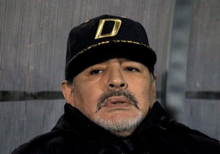 Maradona.