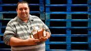 Stefaan Heyvaert gaat aan de slag met peperkoek van Vondelmolen en maakt nieuw streekproduct: likeur met peperkoek en kruiden