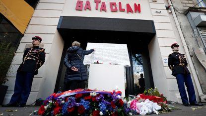 Frankrijk herdenkt terreuraanslagen van drie jaar geleden met nationaal eerbetoon