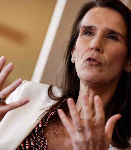 """Sophie Wilmès à l'AFP: """"L'Europe a tout intérêt à s'émanciper des États-Unis"""""""