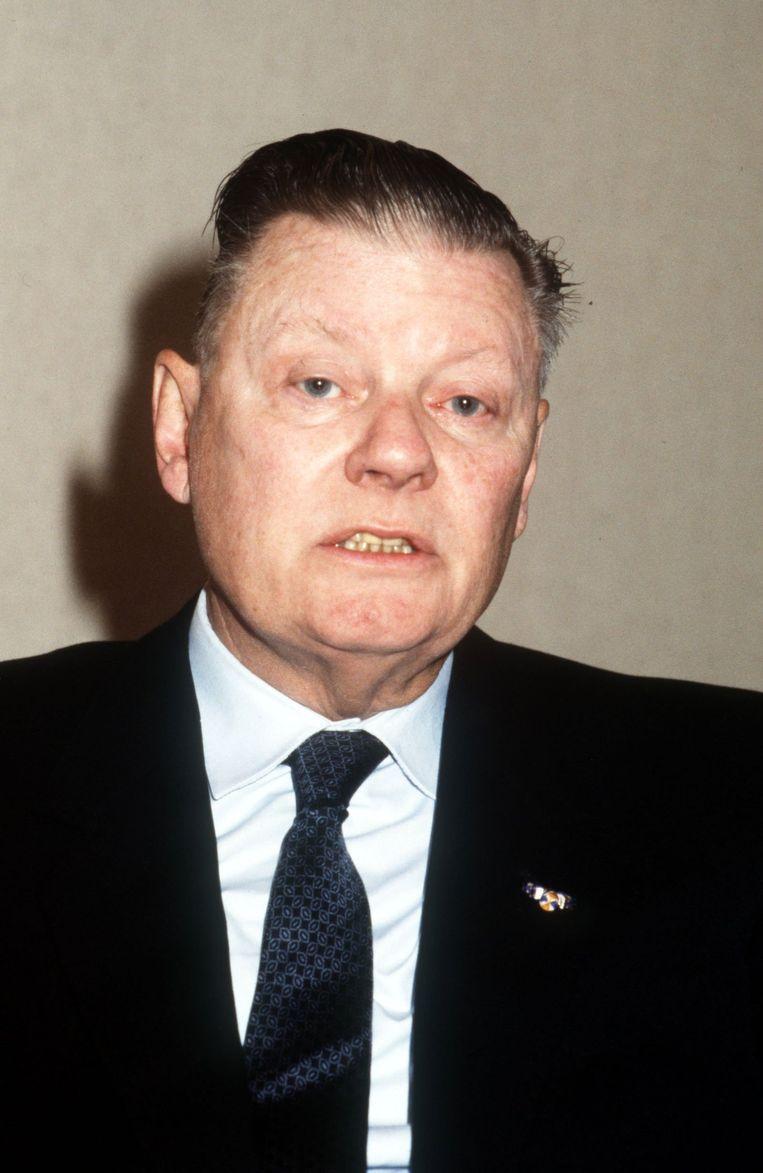 Anton Dreesmann Beeld anp