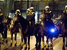 Politie zoekt hooligans vanwege rellen bij ADO