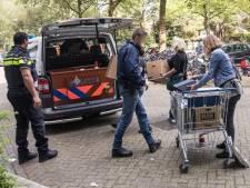 Bende inbrekers hield huis in Soest