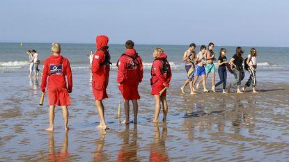 Meer dan 200.000 dagtoeristen tijdens zonnig oktoberweekend aan de kust