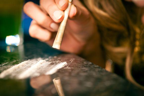 De politie kon ook cocaïne in beslag nemen.